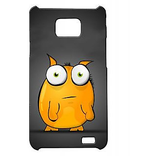 Pickpattern Back Cover For Samsung Galaxy S2 I9100 OWLS2