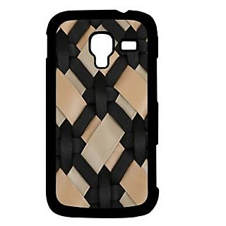 Pickpattern Back Cover For Samsung Galaxy Ace 2 I8160 KNOTSDESIGNACE2