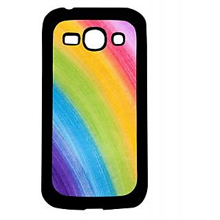 Pickpattern Back Cover For Samsung Galaxy Ace 3 S7272 RAINBOWLACEACE3
