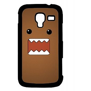 Pickpattern Back Cover For Samsung Galaxy Ace 2 I8160 BROWNMONSTERACE2