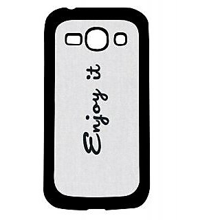 Pickpattern Back Cover For Samsung Galaxy Ace 3 S7272 JUSTCHILLACE3