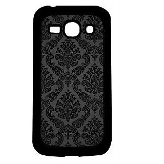 Pickpattern Back Cover For Samsung Galaxy Ace 3 S7272 BLACKYBLACKACE3