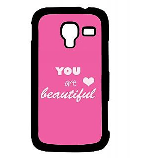 Pickpattern Back Cover For Samsung Galaxy Ace 2 I8160 URBEAUTIFULACE2