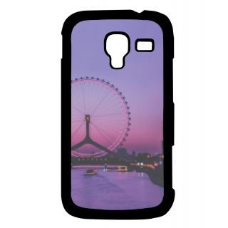 Pickpattern Back Cover For Samsung Galaxy Ace 2 I8160 GIANTWHEELVIOLETACE2