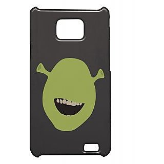 Pickpattern Back Cover For Samsung Galaxy S2 I9100 SHREKS2