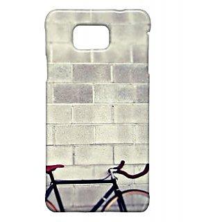 Pickpattern Back Cover For Samsung Galaxy Alpha WALLATTRACTIONSALP