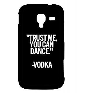 Pickpattern Back Cover For Samsung Galaxy Ace 2 I8160 VODKAACE2
