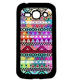 Pickpattern Back Cover For Samsung Galaxy Ace 3 S7272 HOLICOLORACE3
