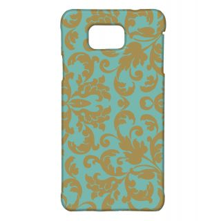 Pickpattern Back Cover For Samsung Galaxy Alpha BLUEVINTAGESALP