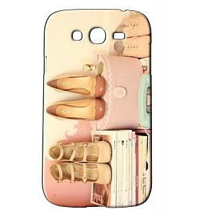 Pickpattern Back Cover For Samsung Galaxy Grand/Grand Duos I9082 FOOTFALLSGG