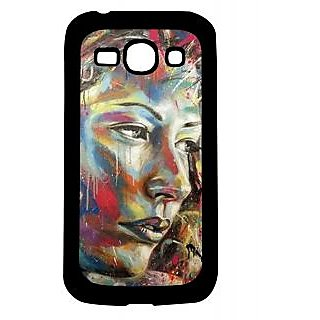 Pickpattern Back Cover For Samsung Galaxy Ace 3 S7272 WOMANPOWERACE3