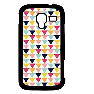 Pickpattern Back Cover For Samsung Galaxy Ace 2 I8160 DOWNWARDTRIANGLEACE2