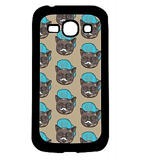 Pickpattern Back Cover For Samsung Galaxy Ace 3 S7272 CAPCATACE3