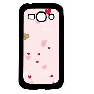 Pickpattern Back Cover For Samsung Galaxy Ace 3 S7272 HEARTYHEARTACE3