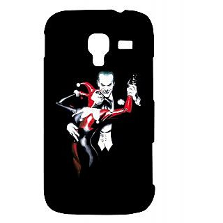 Pickpattern Back Cover For Samsung Galaxy Ace 2 I8160 HOUSEOFCARDSACE2