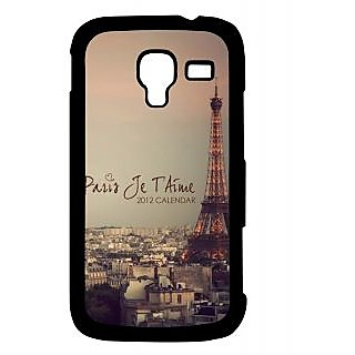 Pickpattern Back Cover For Samsung Galaxy Ace 2 I8160 PRIDEOFPARISACE2