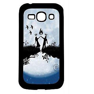 Pickpattern Back Cover For Samsung Galaxy Ace 3 S7272 SAWARIYAAACE3