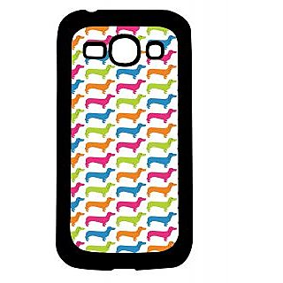 Pickpattern Back Cover For Samsung Galaxy Ace 3 S7272 COLOURDOGSACE3