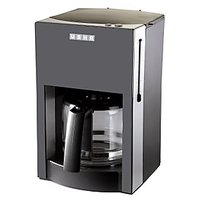 Usha 3230 1.25-Litre Stainless Steel Drip Coffee Machine