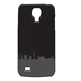 Pickpattern Back Cover For Samsung Galaxy S4 Mini I9190 Blackcitys4M 39161