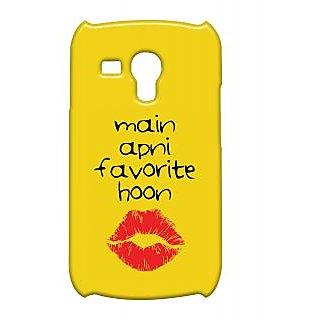Pickpattern Back Cover For Samsung Galaxy S3 Mini I9192 Mainapnifavourites3M 37177