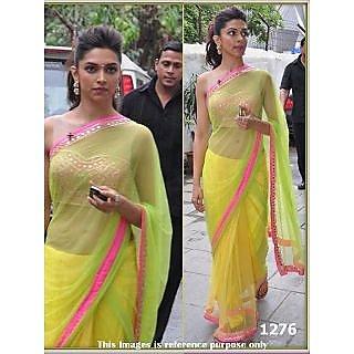 Posharc Deepika Chennai Express Lehanga Saree at Best ...
