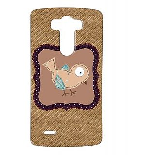 Pickpattern Back Cover For Lg G3 BIRDIELGG3-12718