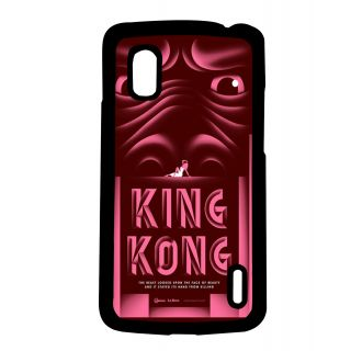 Pickpattern Back Cover For Lg Google Nexus 4 HELLOKINGKONGN4-17056