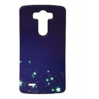 Pickpattern Back Cover For Lg G3 NEONSTARSLGG3-12979