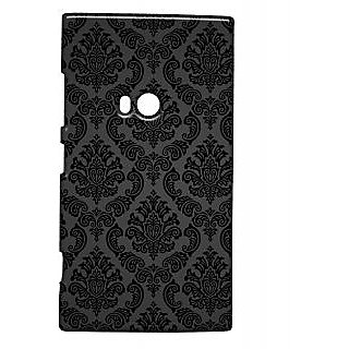 Pickpattern Back Cover For Nokia Lumia 920 BLACKYBLACK920-12204