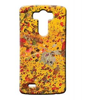 Pickpattern Back Cover For Lg G3 COLORSPLASHLGG3-12682
