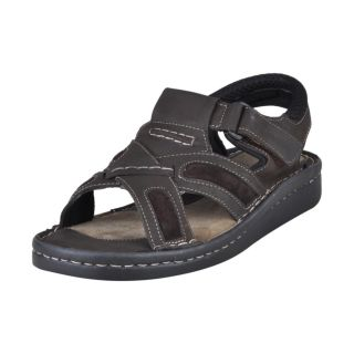 Franco Leone Stylish Brown Men's Sandals