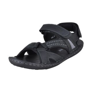 Franco Leone Men's  Black -Sandals
