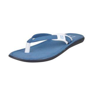 Franco Leone Casual Slippers - Blue