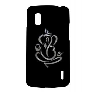 Pickpattern Back Cover For Lg Google Nexus 4 GAJANANAN4-16985