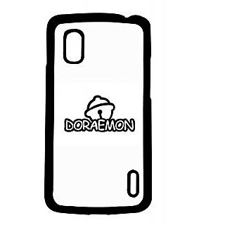 Pickpattern Back Cover For Lg Google Nexus 4 IAMDBESTN4-17070