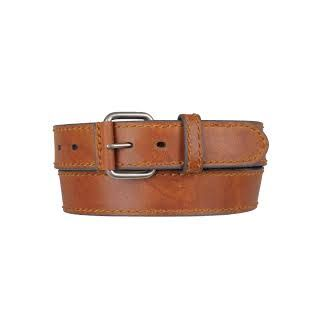 Men's Leather Belts Brown