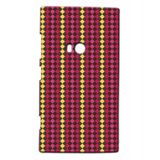 Pickpattern Back Cover For Nokia Lumia 920 DISCOWALL920-12176