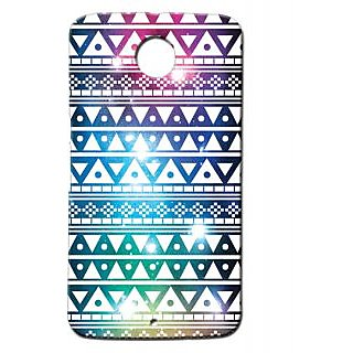 Pickpattern Back Cover For Motorola Google Nexus 6 SHINYWINNYN6-17763
