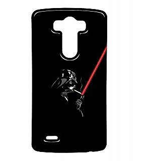 Pickpattern Back Cover For Lg G3 STARWARSLGG3-13460