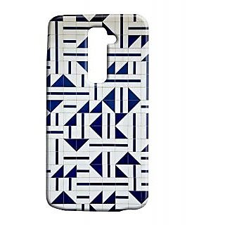 Pickpattern Back Cover For Lg G2 GEOMETRICALDESIGNLGG2-15940