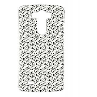 Pickpattern Back Cover For Lg G3 THINBRANCHLGG3-12747