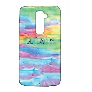 Pickpattern Back Cover For Lg G2 PAINTHAPPYLGG2-15675