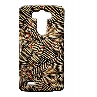 Pickpattern Back Cover For Lg G3 SHEDDESIGNLGG3-12664