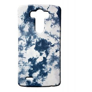 Pickpattern Back Cover For Lg G3 THUNDERCLOUDSLGG3-12668
