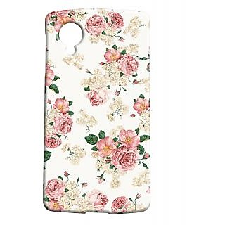 Pickpattern Back Cover For Lg Google Nexus 5 THISBEAUTYN5-14853