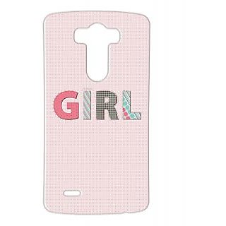 Pickpattern Back Cover For Lg G3 GIRLLGG3-12732