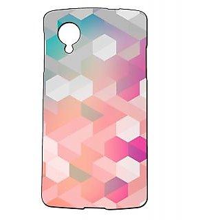Pickpattern Back Cover For Lg Google Nexus 5 LIGHTLIGHTN5-14525