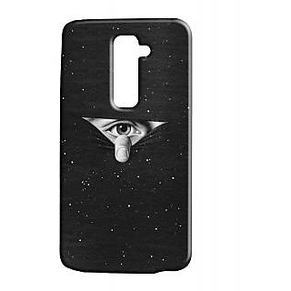 Pickpattern Back Cover For Lg G2 EYETOEYELGG2-15910