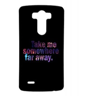 Pickpattern Back Cover For Lg G3 FARAWAYLGG3-13274